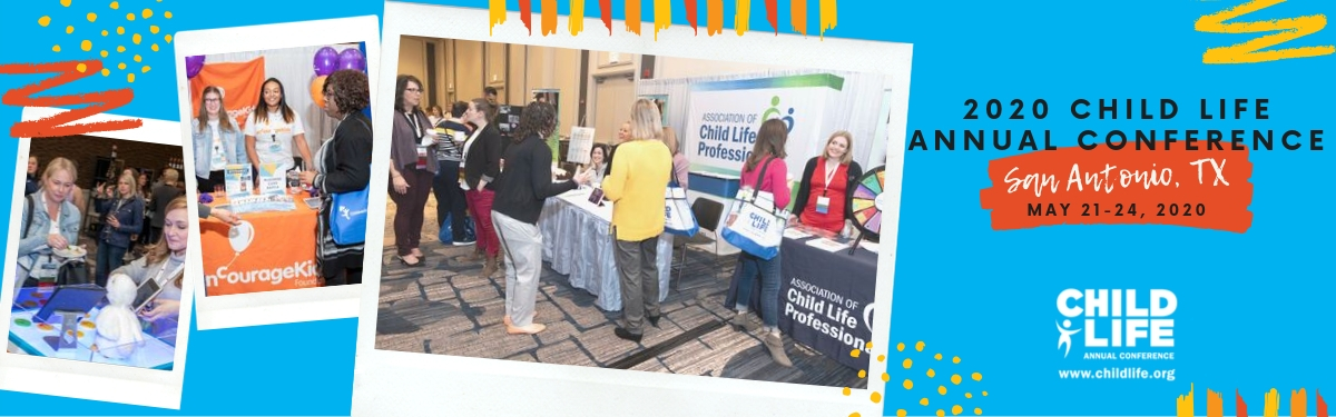 2020 Child Life Annual Conference Exhibitors