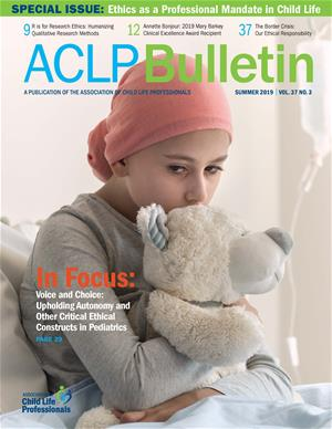 ACLP Bulletin Summer Cover