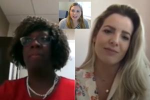 COVID video - Megan, Rechelle, Divna