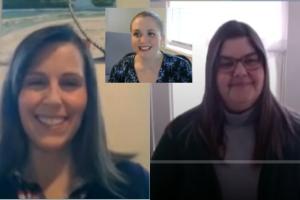 Meagan, Kristy Berksza, Teresa Schoell