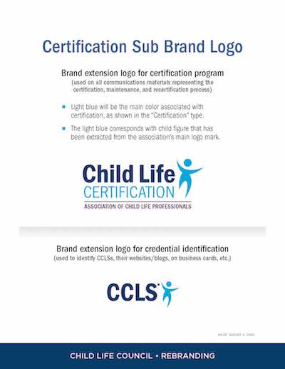 Rebrand - Certification Logo
