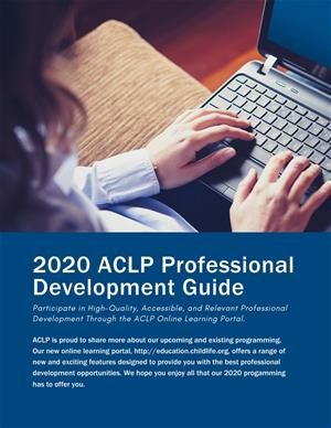 2020 Professional Development Guide